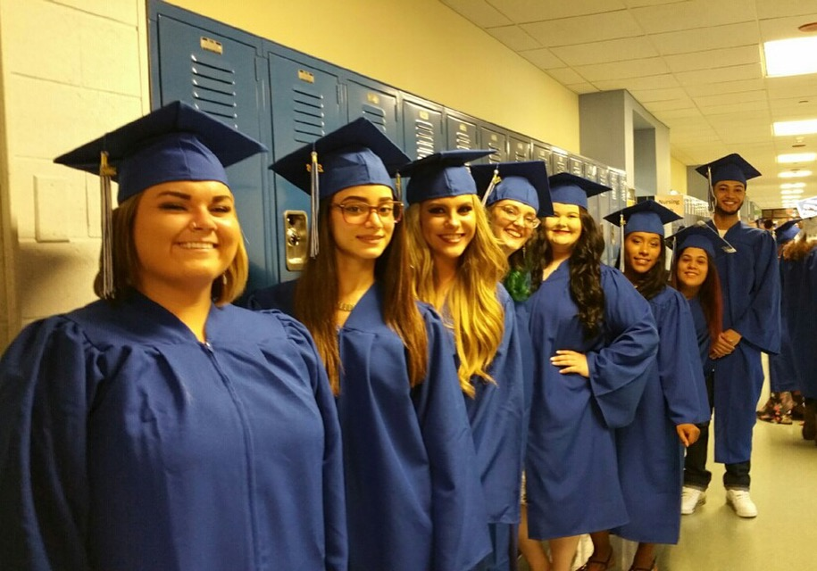 Cosmetology Program Graduates 1st Class!