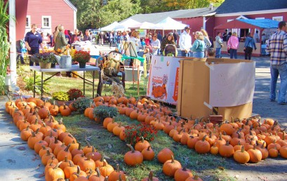 Join us October 4th at the Harvest & Craft Fair!