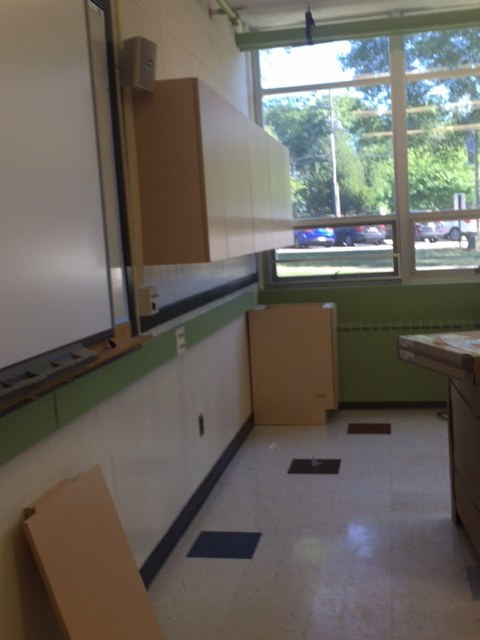 Medical Assisting Renovations 2015