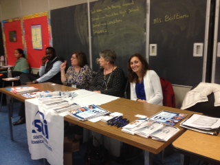 STI Partners With Brockton High School for a Health Career Panel