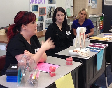 STI Dental Assisting Graduates Share Their Experiences With Current Students