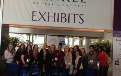 Dental Assisting Students Attend the Yankee Dental Congress
