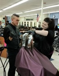STI Evening Cosmetology Clinic Offers Full Salon Services at Low Costs