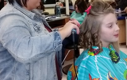 STI Welcomes LaBaron Students To Our Cosmetology Program!