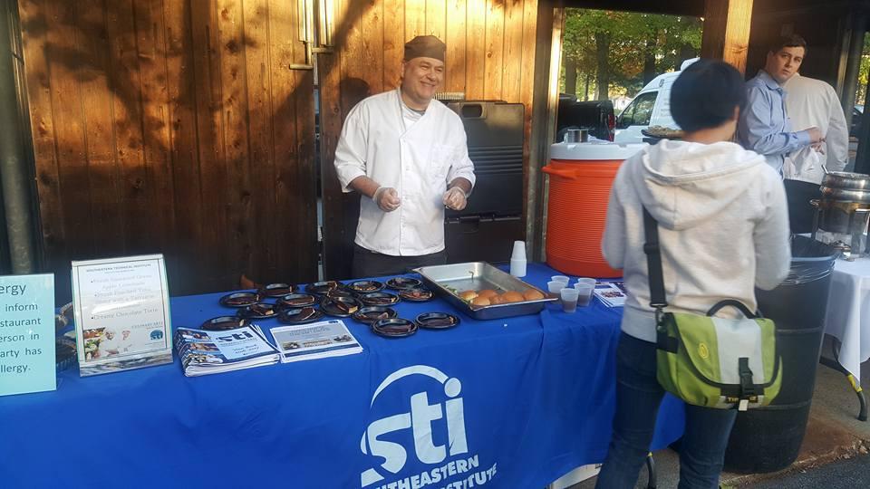 STI Culinary Arts at the Xfinity Center