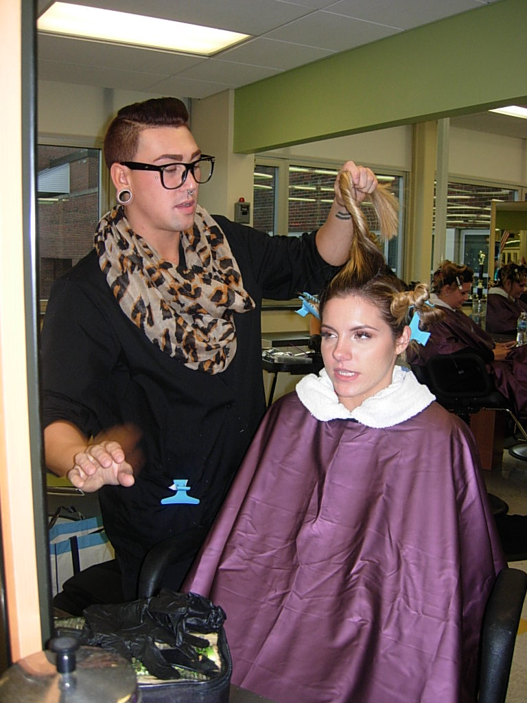 Cosmetology – Tommy L. – Class of 2016