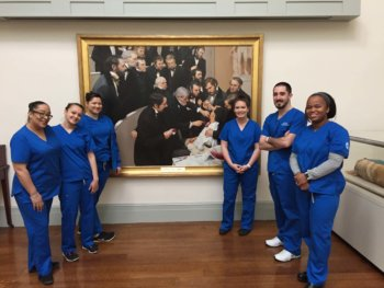 LPN Students Experience Massachusetts General Hospital to Enhance Their Clinical Training