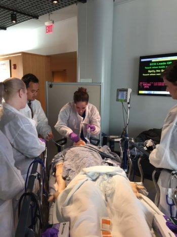 LPN Students Experience Massachusetts General Hospital to Enhance