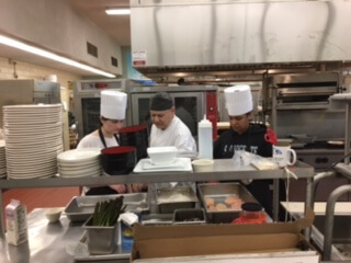 An Evening of Cooking with STI Chefs