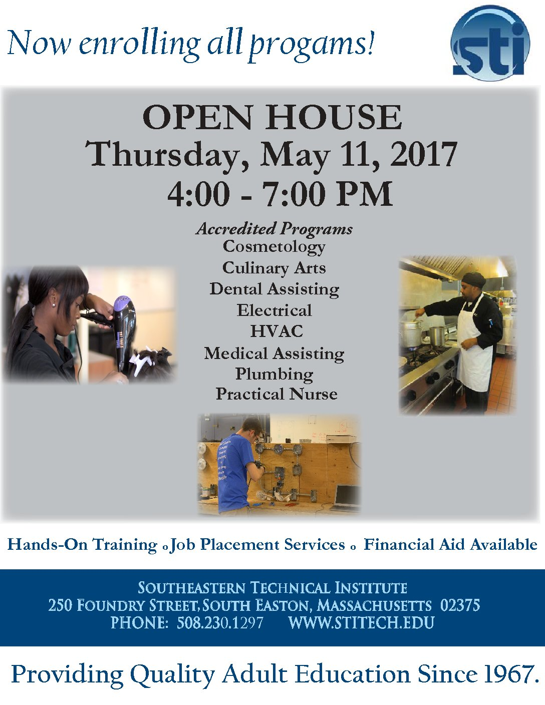 What to Expect from an STI Open House