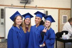Graduation Preparation Underway at STI!