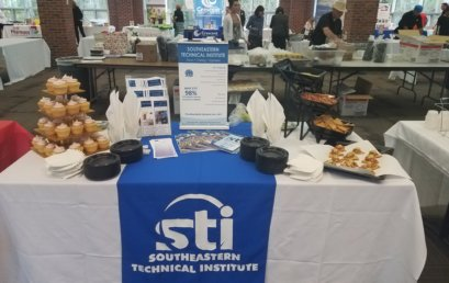 STI Puts Out An Amazing Spread for the Last Taste of the Season