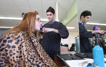 STI's Evening Cosmetology Clinic Opens Tuesday, October 3rd