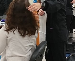 Sneak Peek Into STI's Cosmetology Program…. Enroll Now for January