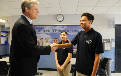 Governor Baker Announces New Initiatives