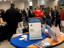 Taunton High School Career Fair