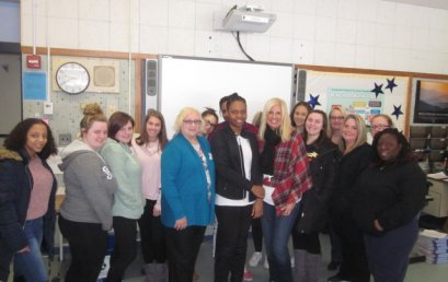 Billing and Coding Speaker Shares Her Expertise with STI's Medical Assisting Students
