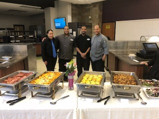 Southeastern Technical Institute, along with Twins Catering, Hosts Good Morning MetroSouth Brunch