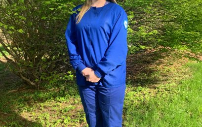 Dental Assisting Student Mackenzie Gagnon Selected as the Recipient of Prestigious Award