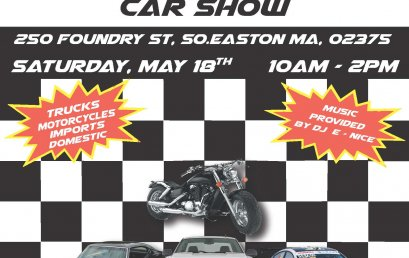 Car Show May 18th