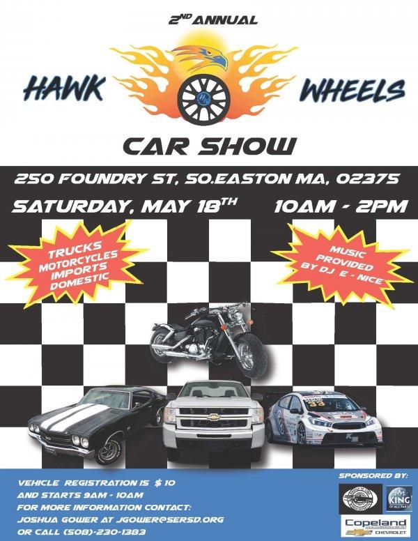 Car Show May 18th