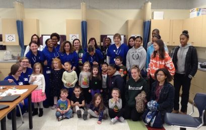 STI Medical Assisting Students Host a Pediatric Clinic