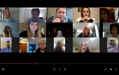 Medical Assisting Hosts a Zoom Panel Discussion