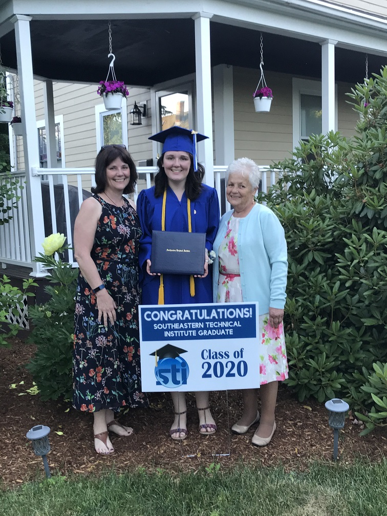 A Graduation to Remember!