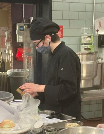 Meet Cayden Sulfaro, 2020 Culinary Arts Dual Enrollment Student