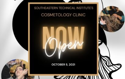 STI's Cosmetology Clinic is Now Open!